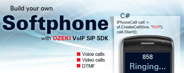 Ozeki C# SIP Stack - Ozeki VoIP SIP SDK Home Page