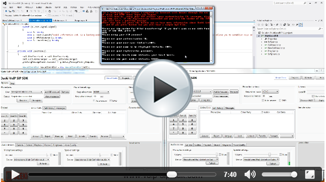 Ozeki C# SIP Stack - How to build an IVR with Ozeki VoIP SIP SDK